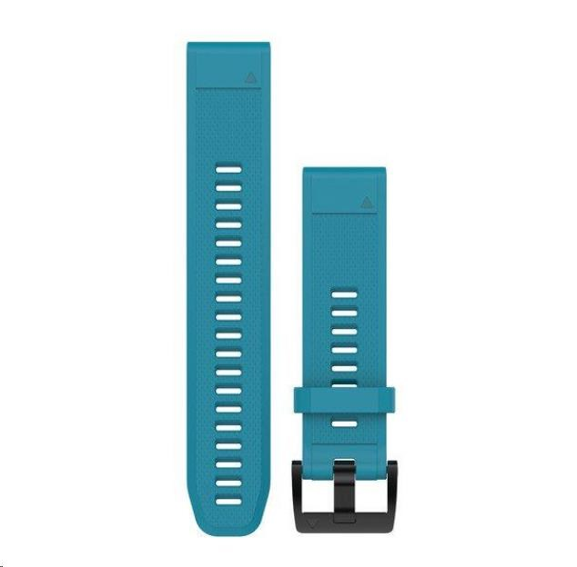 Garmin řemínek pro fenix5/Quatix5/Forerunner 935 - QuickFit 22, modrý (010-12496-04)