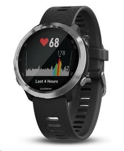 Garmin GPS sportovní hodinky Forerunner 645 Optic Music, Black