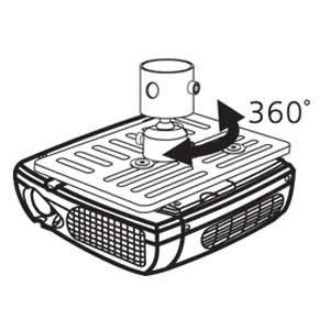 ACER držák na zeď SWM03 pro Ultra Short Throw Projector (MC.JBG11.004)