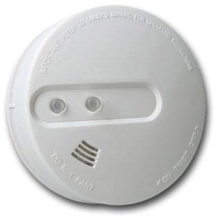 EVOLVEO Sonix - bezdrátový detektor kouře a teploty (ACS SMKY3)