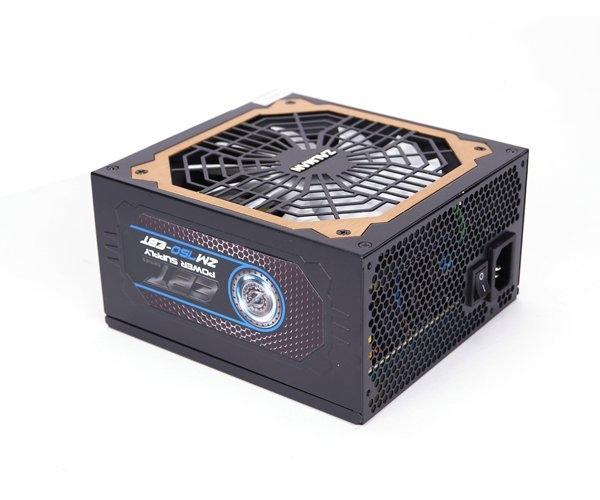 Zdroj Zalman ZM750-EBT 750W 80+ Gold ATX12V 2.3, EPS, aPFC 13,5cm fan, modular