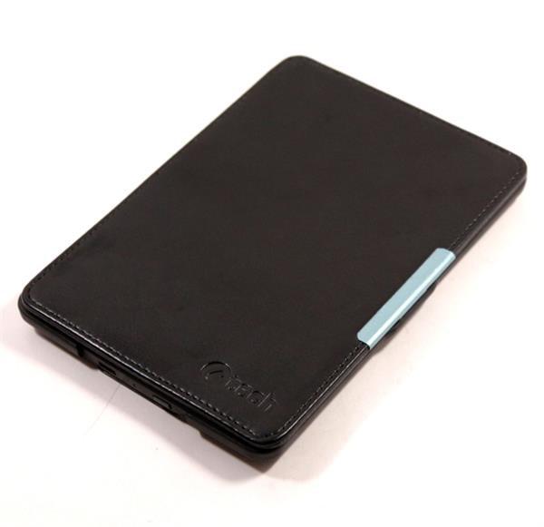 C-TECH PROTECT pouzdro pro Amazon Kindle PAPERWHITE s funkcí WAKE/SLEEP, hardcover, AKC-05, černé (AKC-05BK)