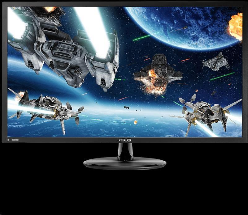 "ASUS MT 28"" VP28UQG' 4K (3840x2160) Gaming monitor, 1ms, DP, HDMI, FreeSync, Low Blue Light, Flicker Free, TUV"