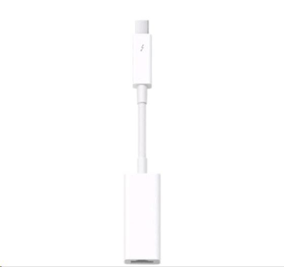 APPLE Adaptér Thunderbolt – Gigabitový Ethernet (MD463ZM/A)