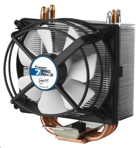 ARCTIC COOLING Freezer7 Pro Rev2 chladič CPU (pro AMD, INTEL 1366, 1150, 1151, 1155, 1156, 775, do 150W) (DCACO-FP701-CSA01)
