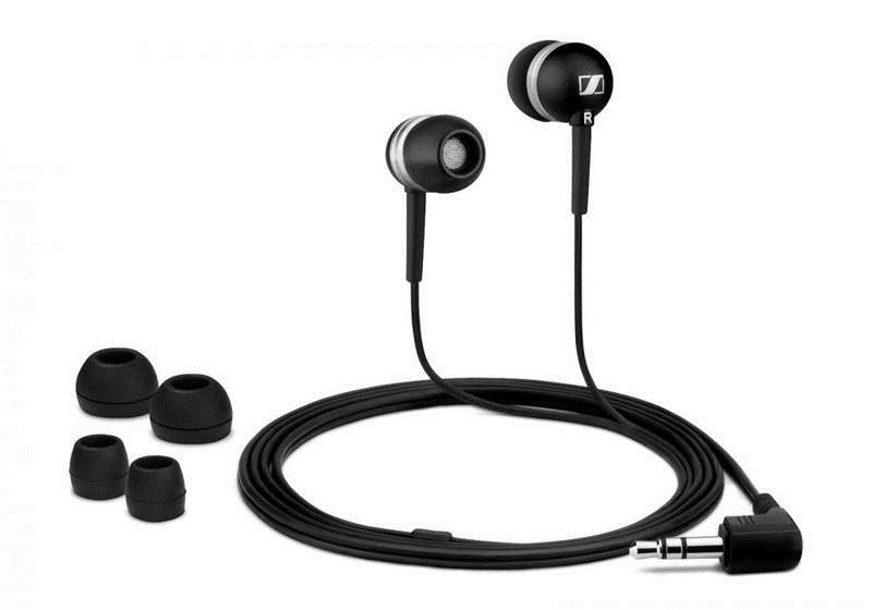 SENNHEISER CX 300-II černá (black) sluchátka do uší (502737)