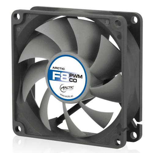 ARCTIC COOLING F8 PWM CO ventilátor - 80mm (AFACO-080PC-GBA01)