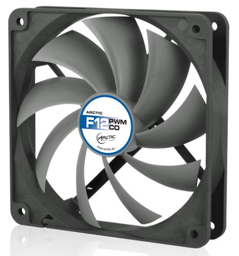 ARCTIC COOLING F12 PWM CO ventilátor - 120mm (AFACO-120PC-GBA01)