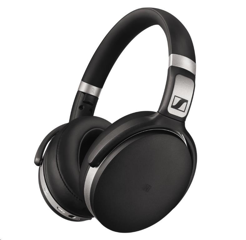 SENNHEISER HD 4.50 BTNC black (černá) bezdrátová sluchátka typ mušle