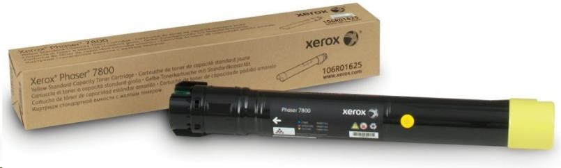 Xerox Toner Yellow High Capacity pro Phaser 7800 (106R01572)