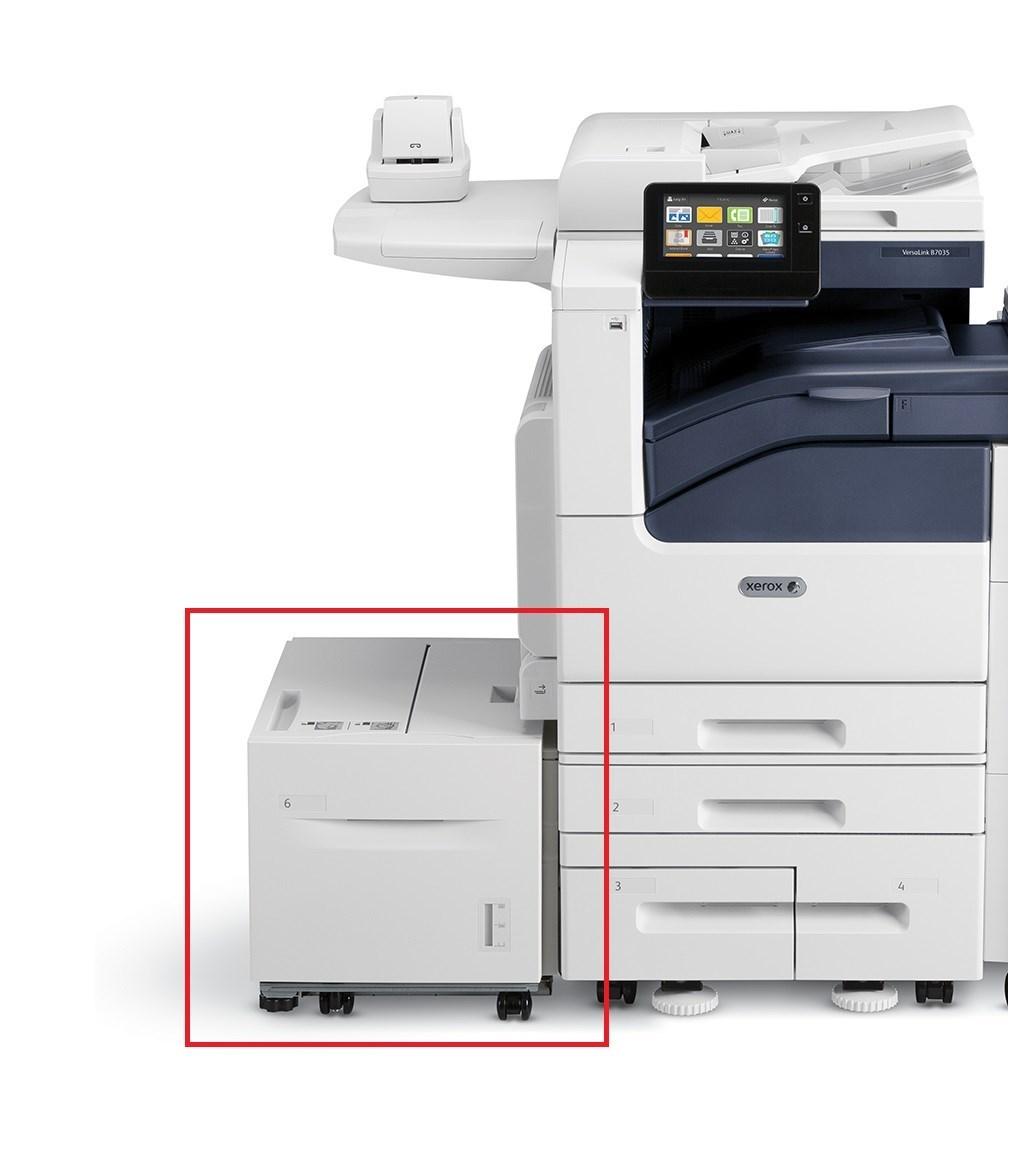 Xerox 2000-sheet High Capacity Feeder pro WC 53xx/78xx/58xx, VersaLink B70xx a C70xx, AltaLink C80xx (097S04615)