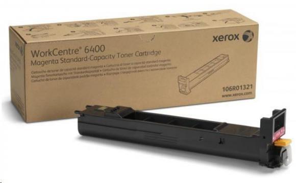 Xerox Toner Magenta pro WC 6400 (8.000 str) (106R01321)