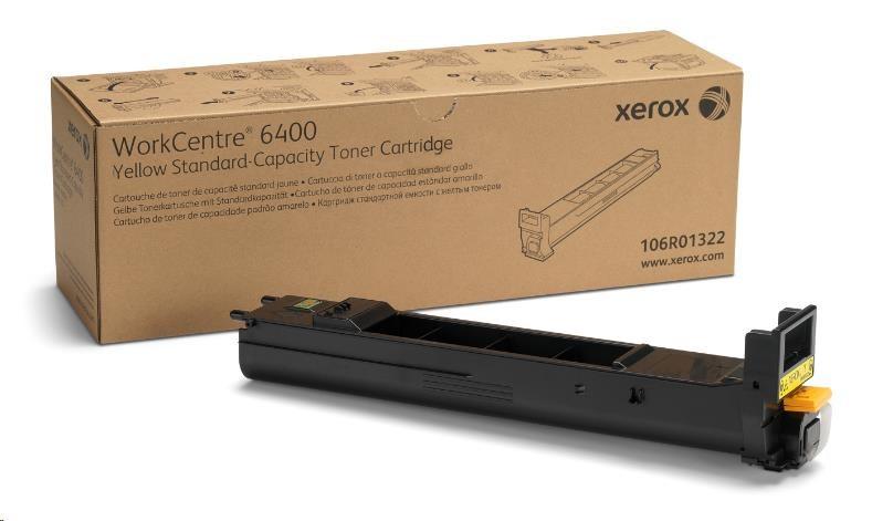Xerox Toner Yellow pro WC 6400 (8.000 str) (106R01322)