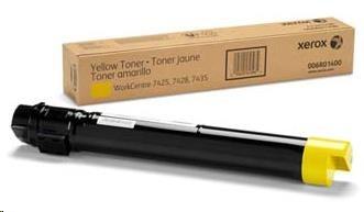Xerox Toner Yellow pro WC 7425/7428/7435 (15.000 str) (006R01400)