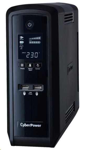 CyberPower PFC SineWare LCD GP UPS 1300VA/780W (CP1300EPFCLCD)