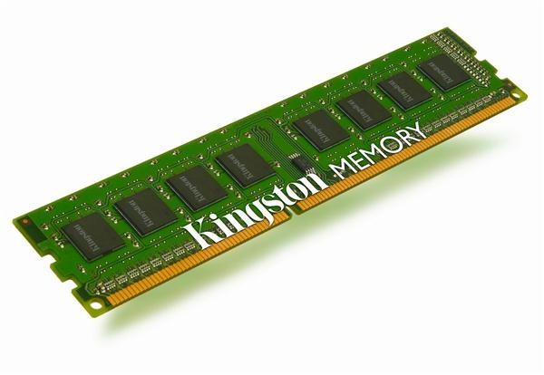 DIMM DDR3 4GB 1600MHz CL11 SR x8 STD Height 30mm KINGSTON ValueRAM (KVR16N11S8H/4)
