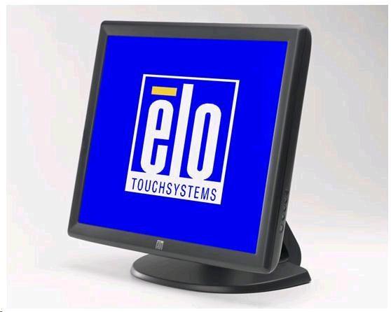 "ELO dotykový monitor 1915L, 19"" dotykové LCD, IT, USB/RS232, dark gray (E266835)"