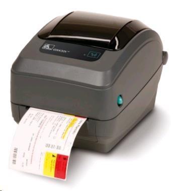 ZEBRA tiskárna GK420t, 203dpi, USB, RS-232, LPT, TT (GK42-102520-000)
