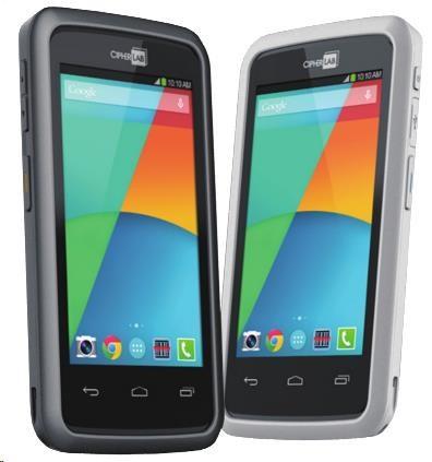 CipherLab RS30: Odolný Smartphone, 1D imager, Android, černý, USB kit (RS30-1D-B)