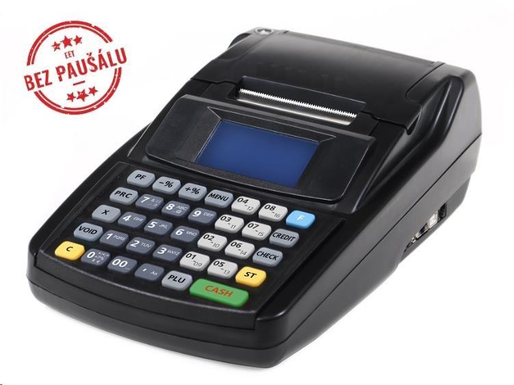 LYNX Midi EET pokladna, Wi-Fi/LAN , 57mm tiskárna, USB, zákaznický display, Baterie (EET-LYNX-MIDI)