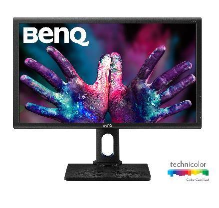 """BENQ MT LCD LED FF 27"""" PD2700Q (9H.LF7LA.TBE)"""