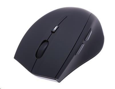 CONNECT IT Bezdrátová laserová TRAVEL myš s pouzdrem