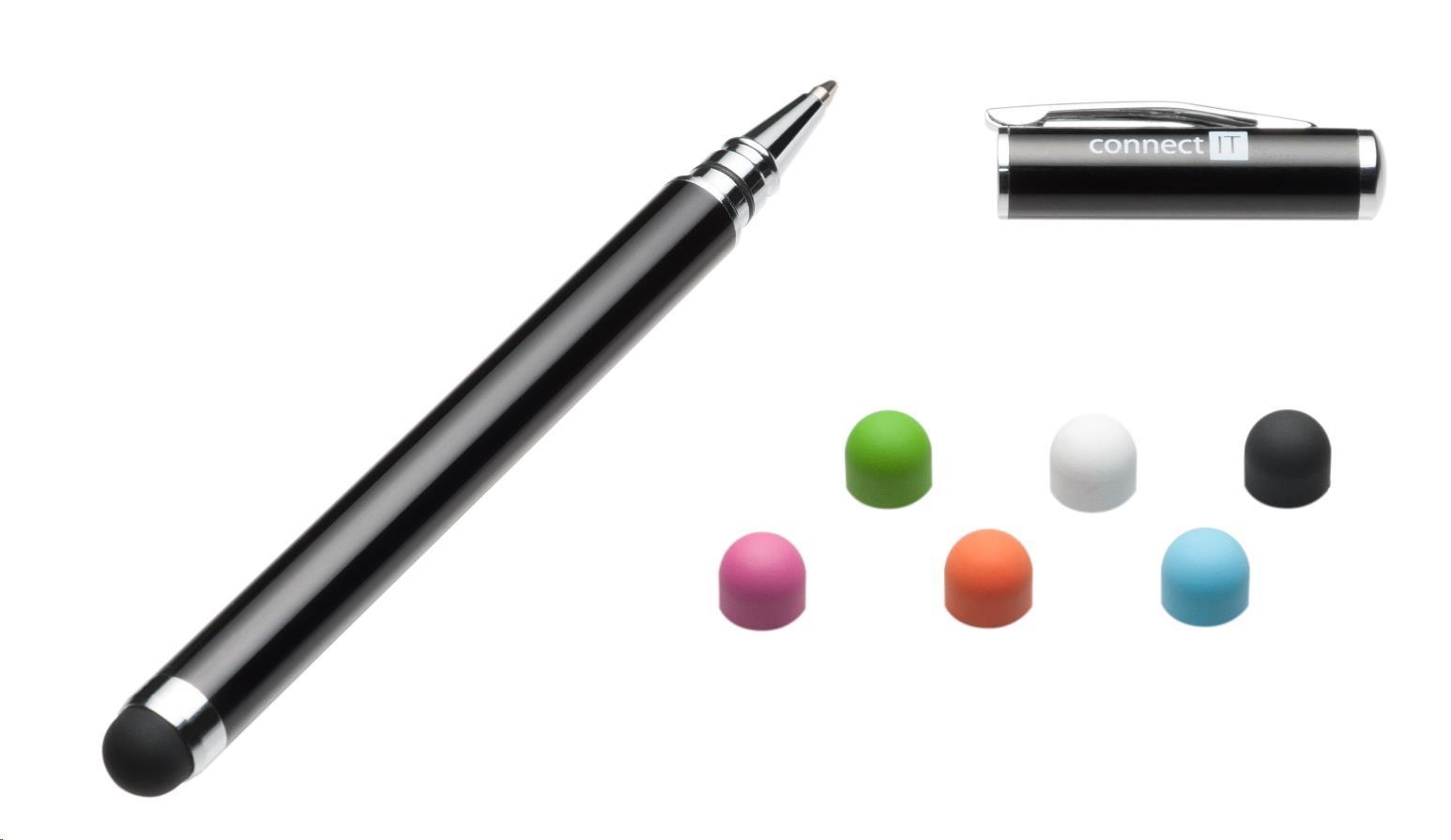 CONNECT IT Stylus kuličkové pero (pero pro dotykové displeje) (CI-171)