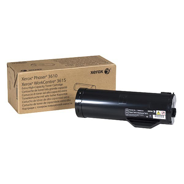 Xerox EXTRA HIGH CAPACITY SOLD TONER CARTRIDGE - Phaser 3610 / WorkCentre 3615 (25 300str; black) (106R02732)