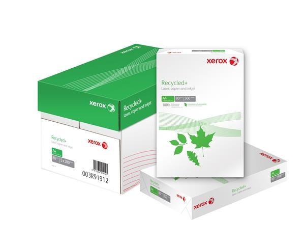 Xerox Papír Recyklovaný+ (80g/500listů, A4) (003R91912)
