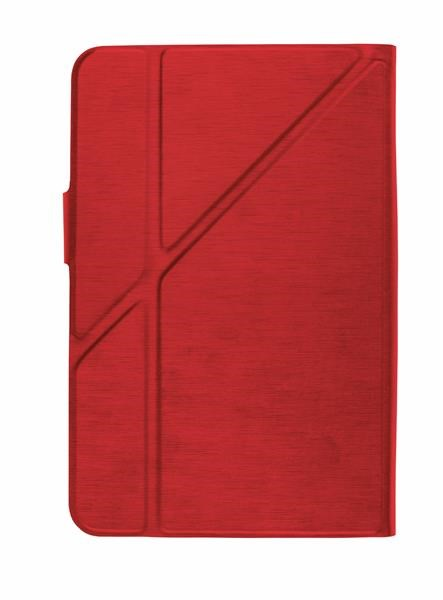 "Trust Pouzdro na tablet AEXXO - Universal Folio Case for 9.7"" tablets - red (21208)"