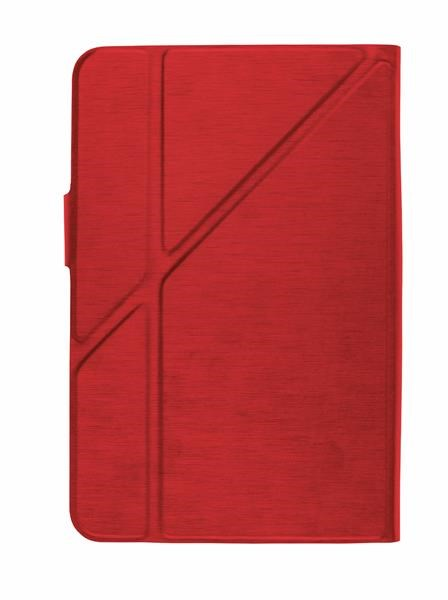 "Trust Pouzdro na tablet AEXXO - Universal Folio Case for 7-8"" tablets - red (21204)"