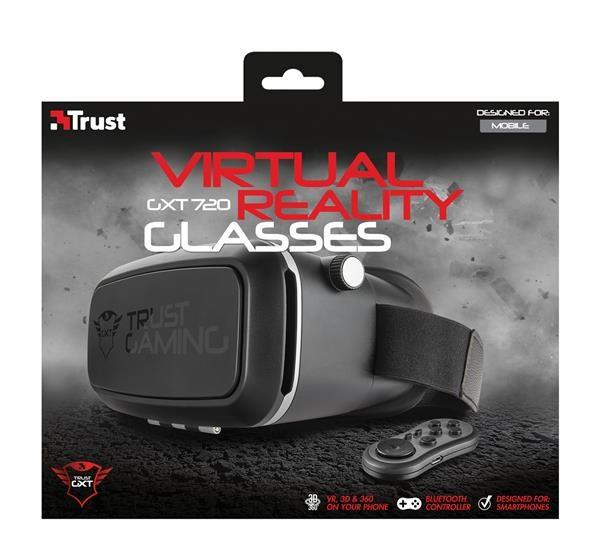 TRUST GXT 720 Virtual Reality Glasses (21322)