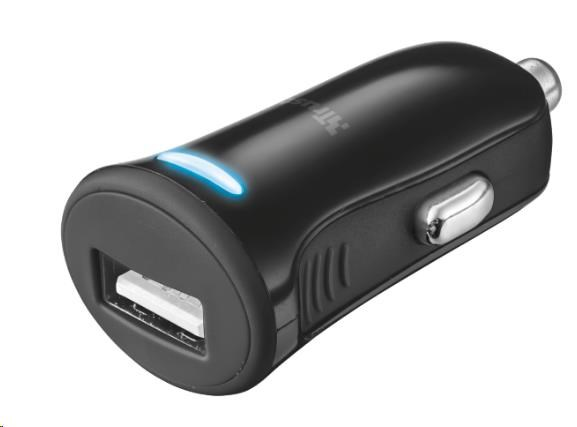 TRUST CAR CHARGER 5W-BLK (20570)