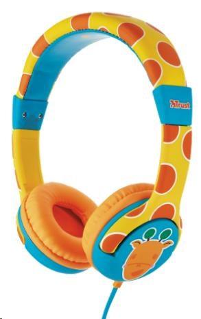 Trust Spila Kids Headphone - car (20953)