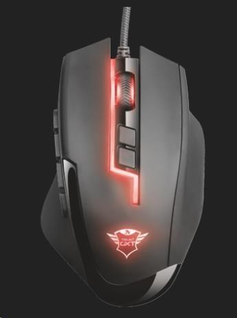 TRUST Myš GXT 164 Sikanda MMO Mouse (21726)