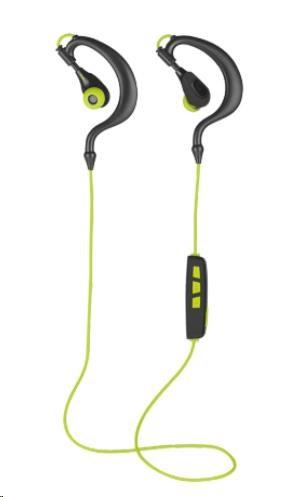 TRUST sluchátka SENFUS BLUETOOTH SPORTS IN-EAR HEADPHONES