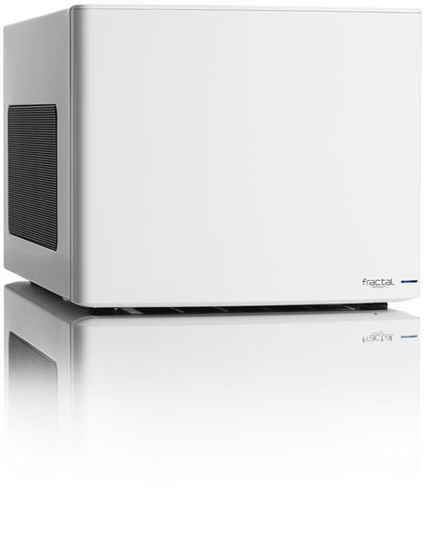 FRACTAL DESIGN skříň Node 304 Mini ITX, white, bez zdroje (FD-CA-NODE-304-WH)