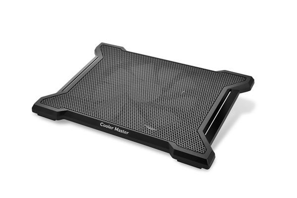 "chladicí podstavec Cooler Master X-Slim II pro NTB do 15,6"" black, 20cm fan (R9-NBC-XS2K-GP)"