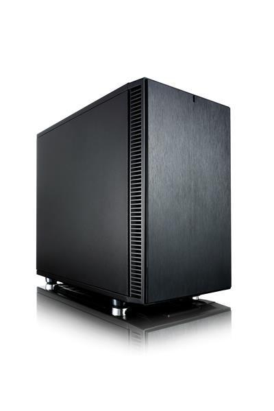FRACTAL DESIGN skříň DEFINE Nano S, bez zdroje, Black (FD-CA-DEF-NANO-S-BK)
