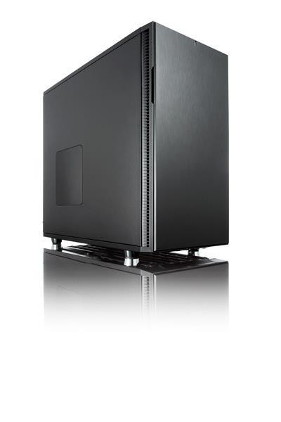 FRACTAL DESIGN skříň DEFINE R5 USB 3.0 Blackout Edition, bez zdroje (FD-CA-DEF-R5-BKO)