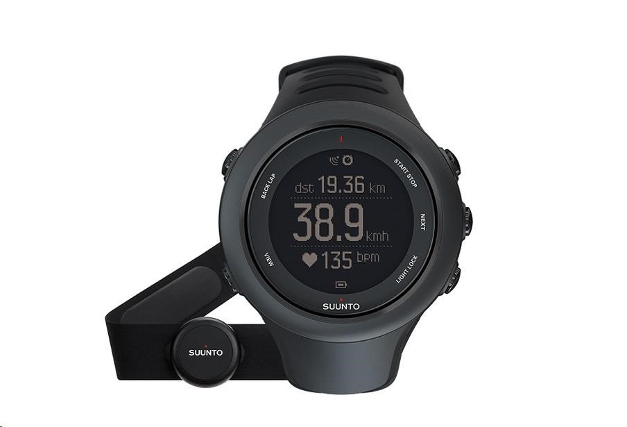 Suunto Ambit3 Sport Black HR (SS020678000)