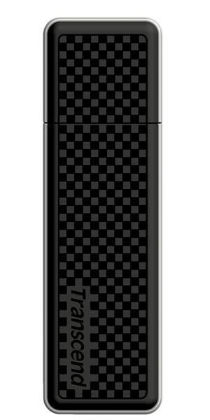 TRANSCEND USB Flash Disk JetFlash®780, 64GB, USB 3.0, Black (R/W 210/140 MB/s) (TS64GJF780)
