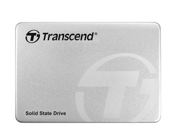 TRANSCEND SSD 370S, 256GB, SATA III 6Gb/s, MLC (Premium), Aluminium Case (TS256GSSD370S)