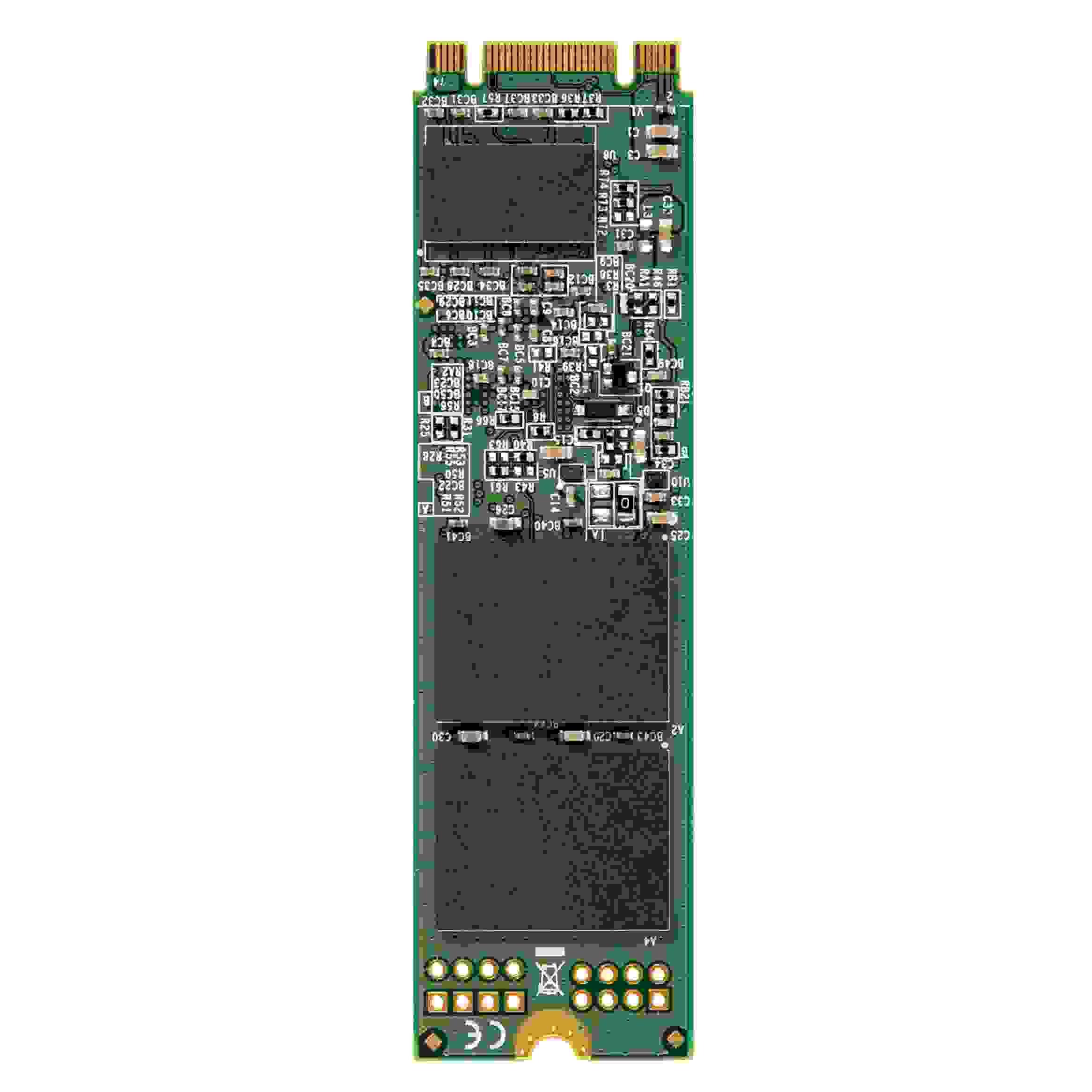 TRANSCEND Industrial SSD MTS800 512GB, M.2 2280, SATA III 6Gb/s, MLC (TS512GMTS800S)