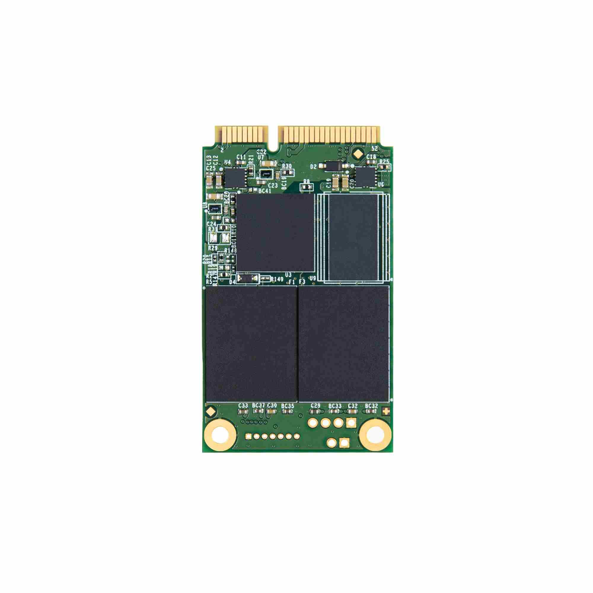 TRANSCEND Industrial SSD MSA370, 32GB, SATA III 6G mSATA, MLC (TS32GMSA370)