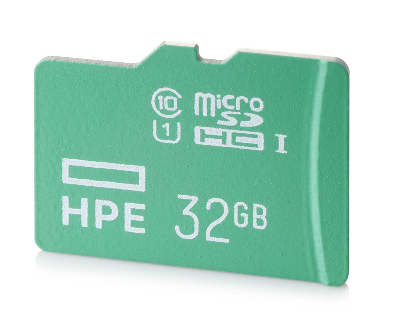 HP 32GB microSD Enterprise Mainstream Flash Media Kit