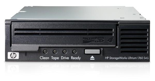 HP StoreEver Ultrium 3000 SAS External Tape Drive w/ 4 x LTO-5 Data Tape Bundle (E7W40A)