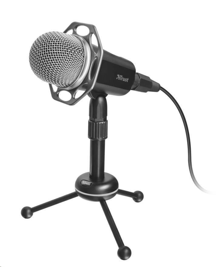 TRUST mikrofon Radi USB All-round Microphone