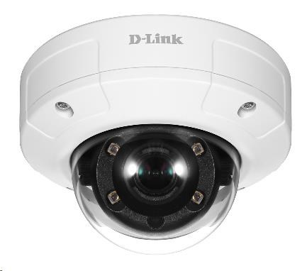 D-Link DCS-4602EV Vigilance Full HD Outdoor Vandal-Proof PoE Dome Camera