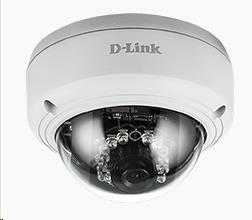 D-Link DCS-4603 Vigilance Full HD PoE Dome Indoor Camera